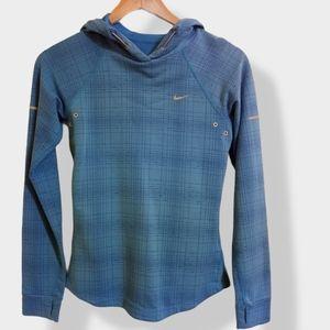 Nike XS Drifit Running Hoodie (854)